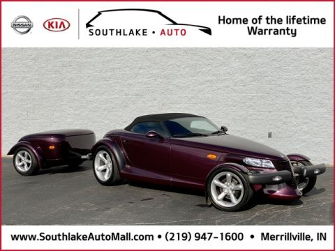1997 Plymouth Prowler Base