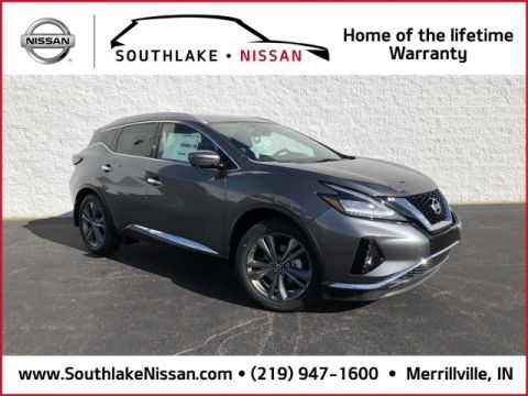 New 2019 Nissan Murano Platinum AWD 4D Sport Utility